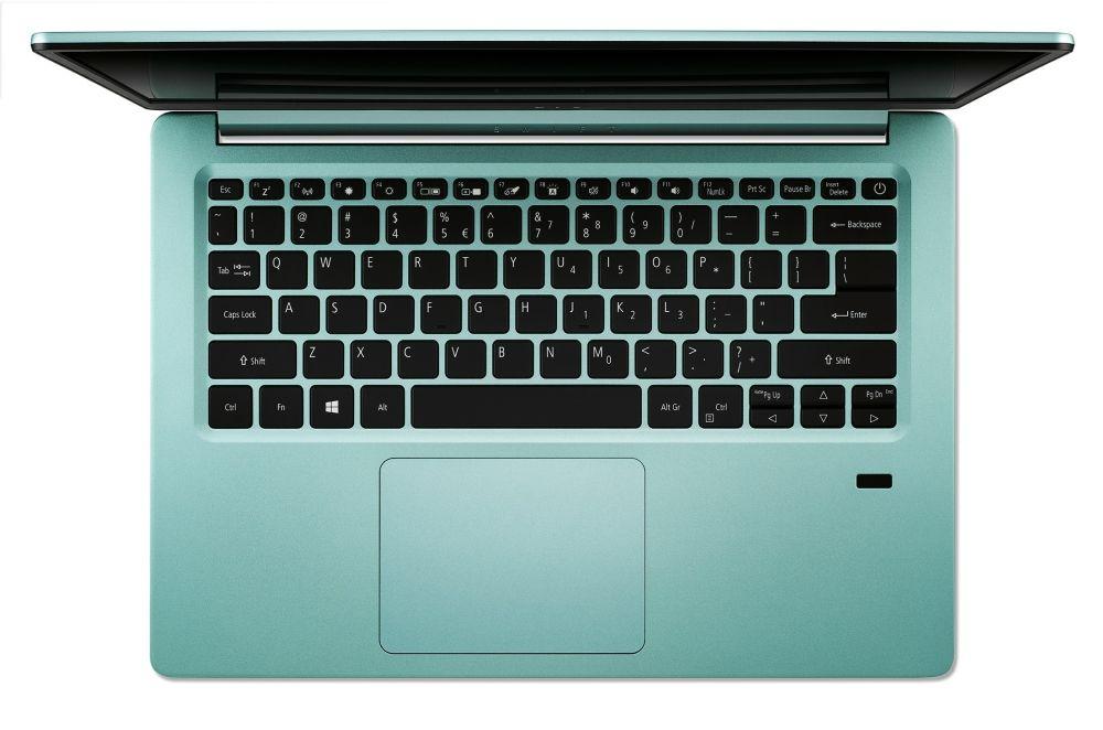"Acer Aspire Swift 1 Ultrabook, SF114-32-P8B9 - 14"" IPS - 5"