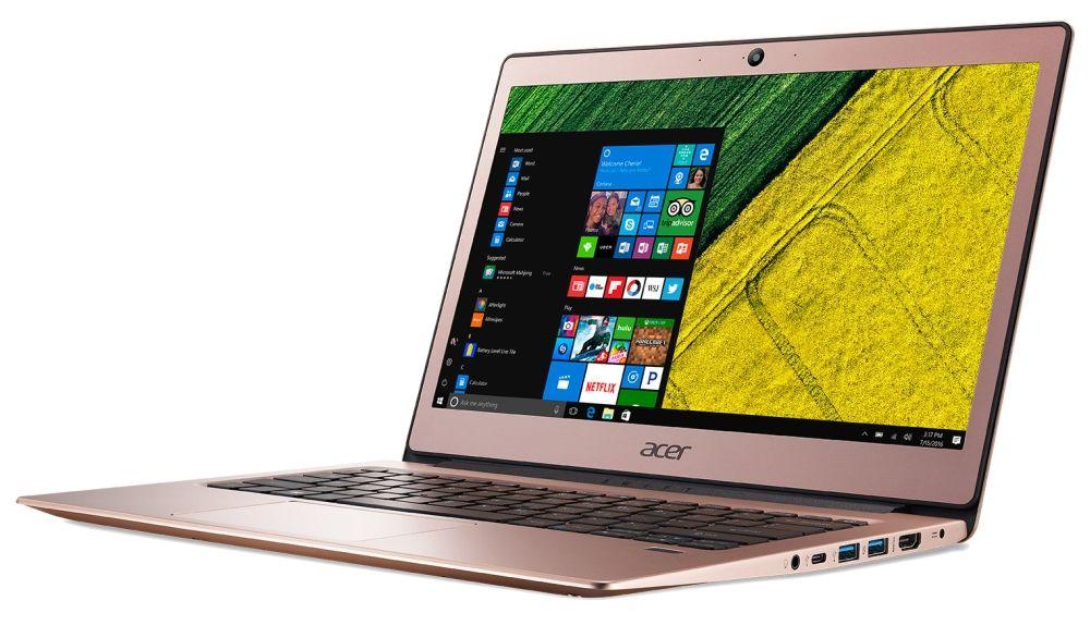 "Acer Aspire Swift 1 Ultrabook - 13.3"" IPS FullHD - 2"