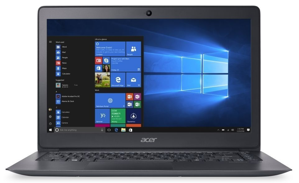"Acer TravelMate X349-M - 14"" FullHD IPS Anti-Glare - 1"