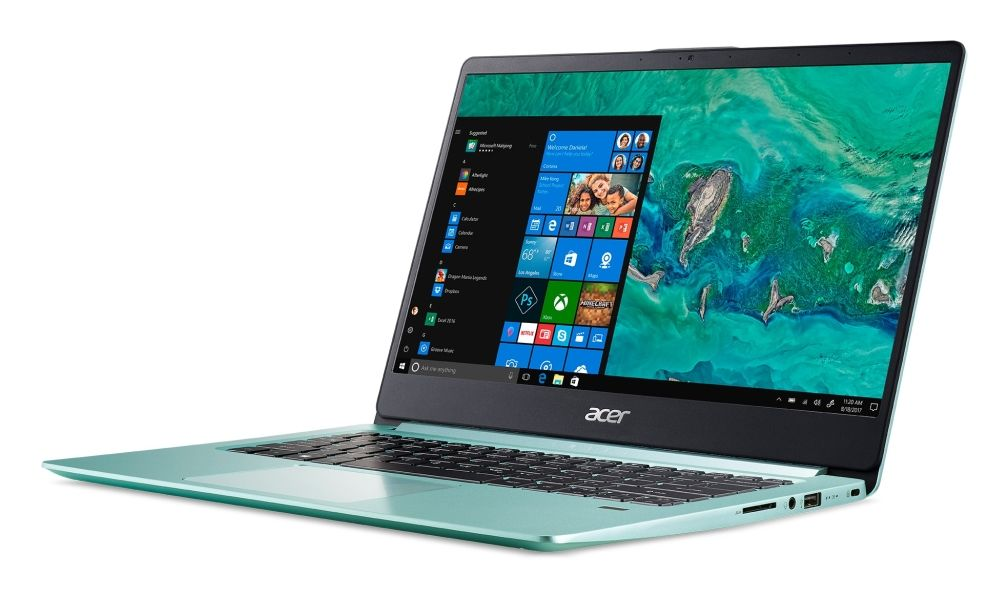 "Acer Aspire Swift 1 Ultrabook, SF114-32-P8B9 - 14"" IPS - 3"