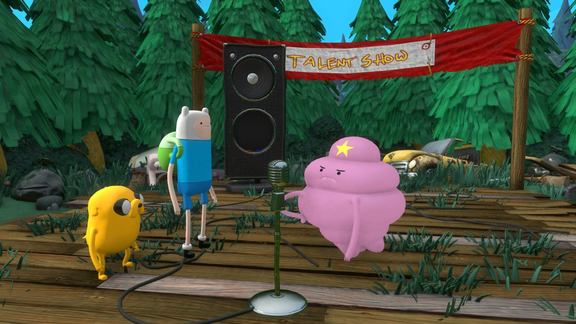 Adventure Time: Finn and Jake Investigations (Xbox 360) - 6