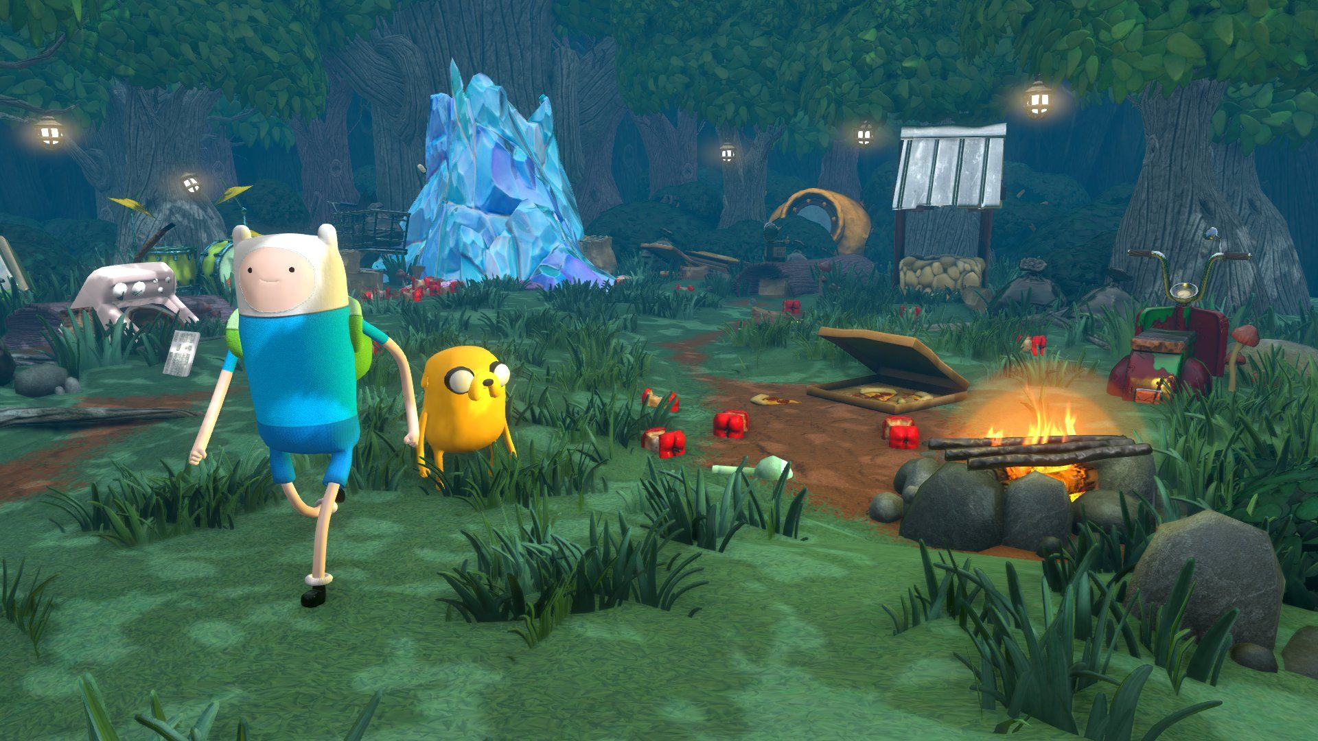 Adventure Time: Finn and Jake Investigations (PS4) - 9