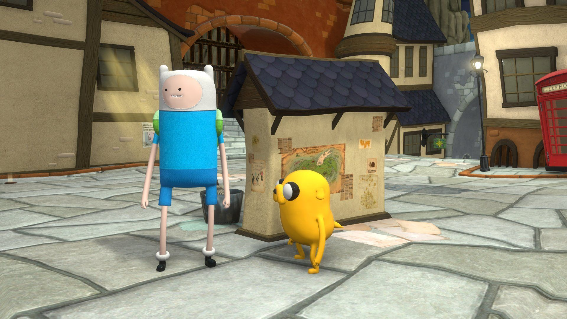 Adventure Time: Finn and Jake Investigations (PS4) - 5