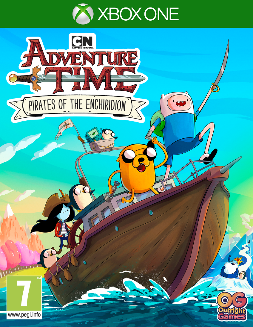 Adventure Time: Pirates of the Enchiridion (Xbox One) - 1