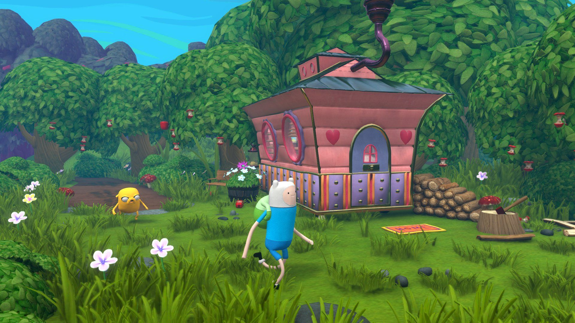 Adventure Time: Finn and Jake Investigations (PS4) - 6