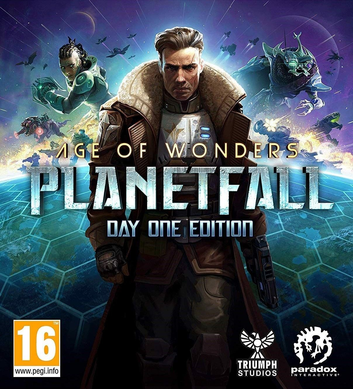 Age of Wonders: Planetfall - Day One Edition (PC) - 1