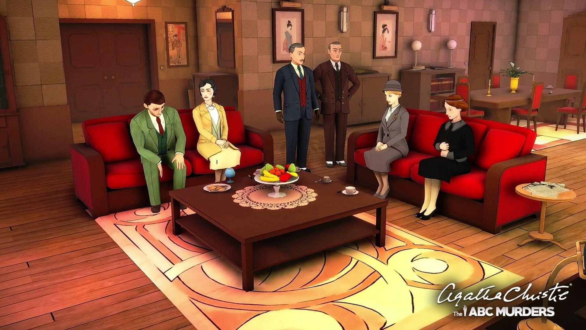 Agatha Christie: The ABC Murders (PC) - 8
