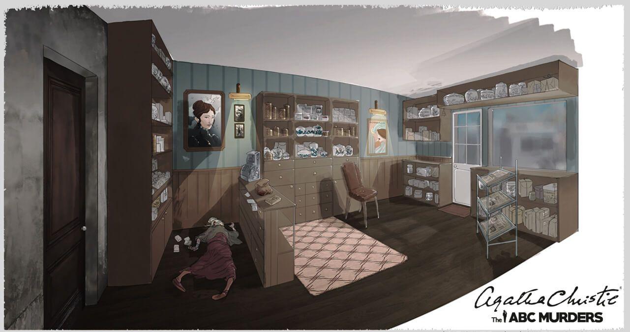 Agatha Christie: The ABC Murders (PC) - 5