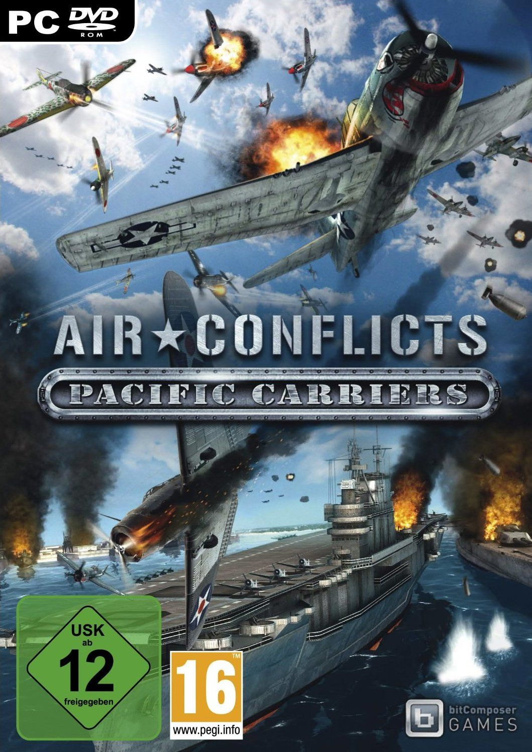 Air Conflicts: Pacific Carriers (PC) - 1