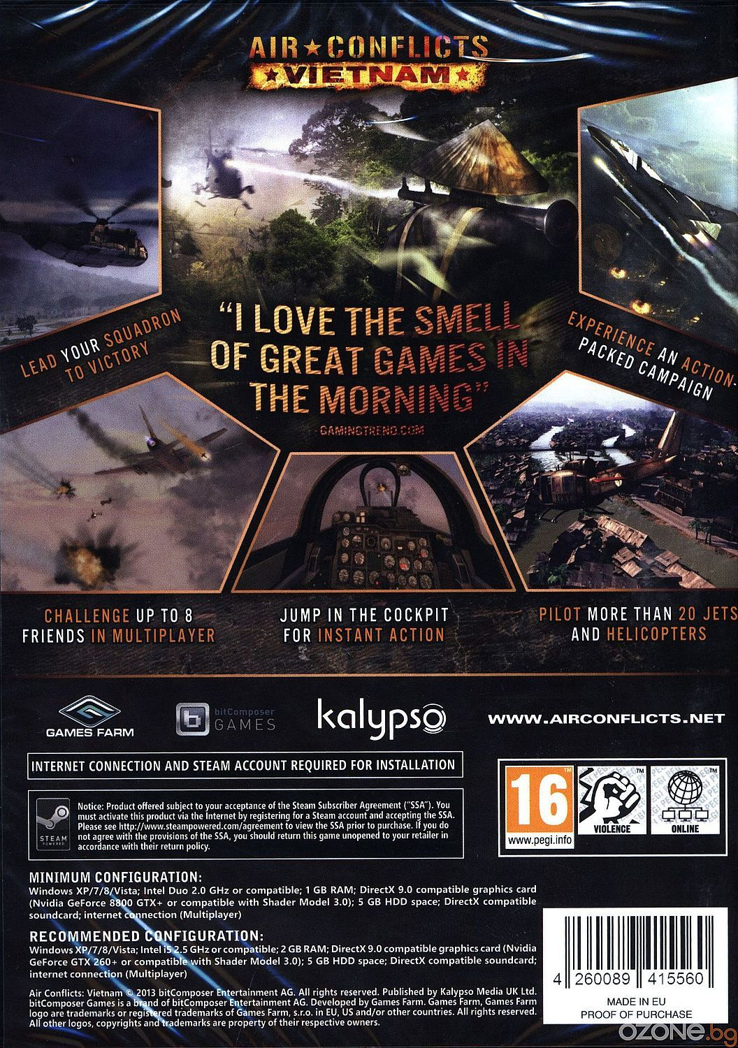 Air Conflicts: Vietnam (PC) - 9