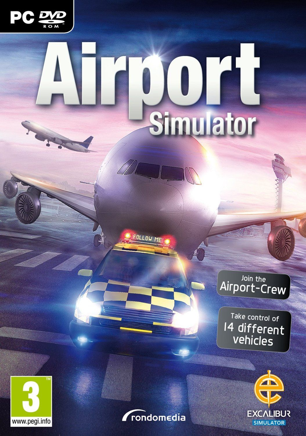 Airport Simulator (PC) - 1