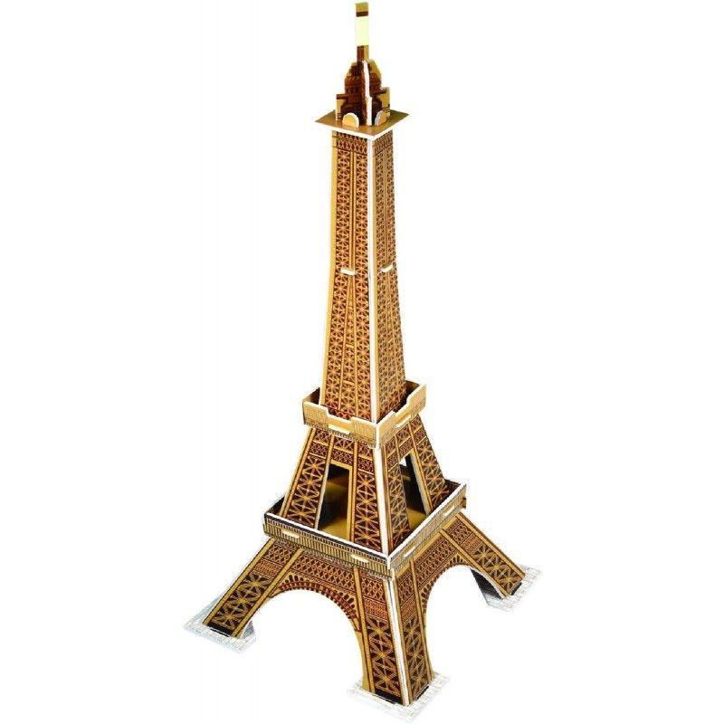 Мини 3D пъзел Revell - Айфеловата кула - 1
