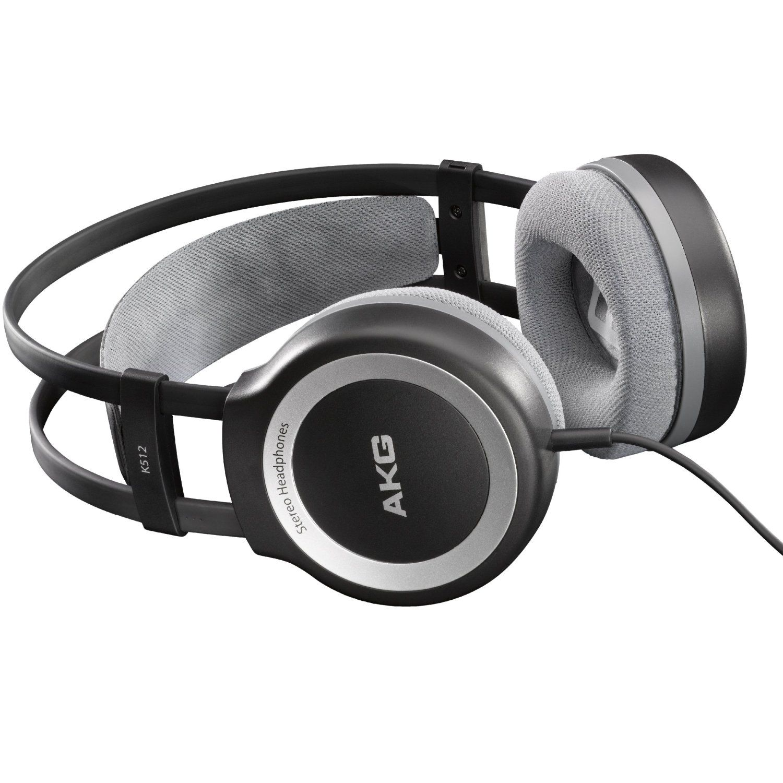Слушалки AKG K512 MKII - черни - 2