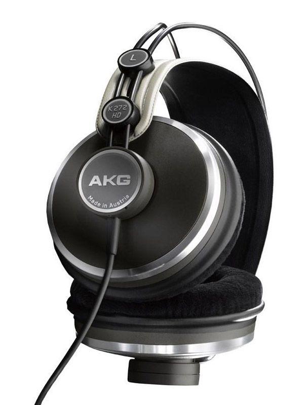 Слушалки AKG K272HD - 1