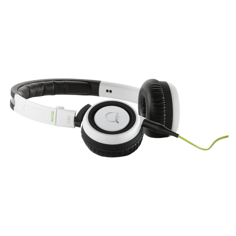 Слушалки AKG Q460 Mini - бели - 5