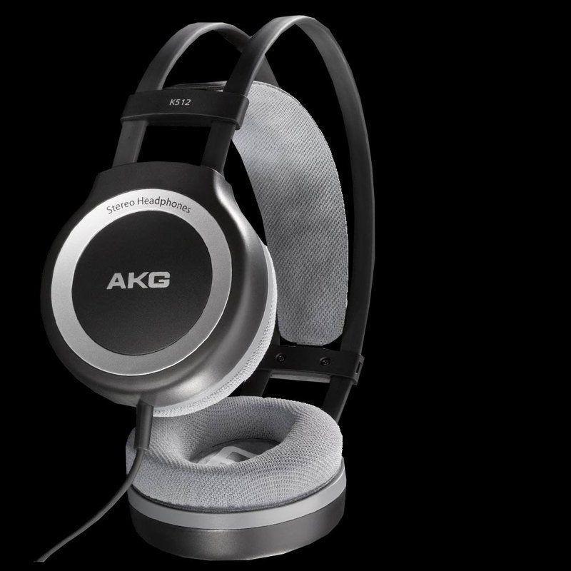 Слушалки AKG K512 MKII - черни - 4