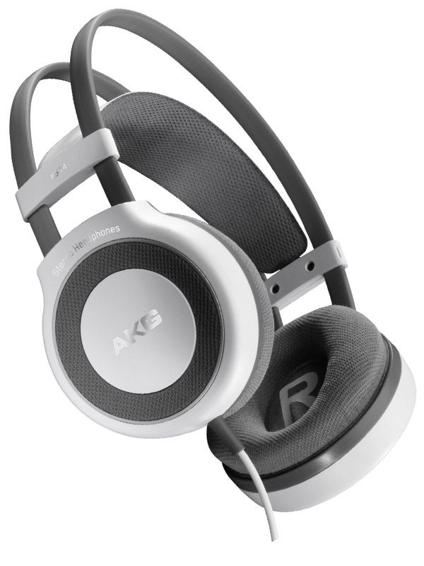 Слушалки AKG K514 MKII - сиви - 1