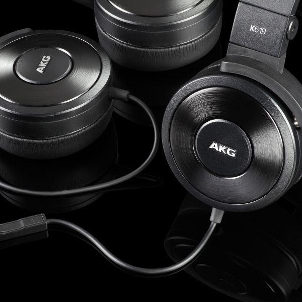 Слушалки AKG K618 - черни - 6