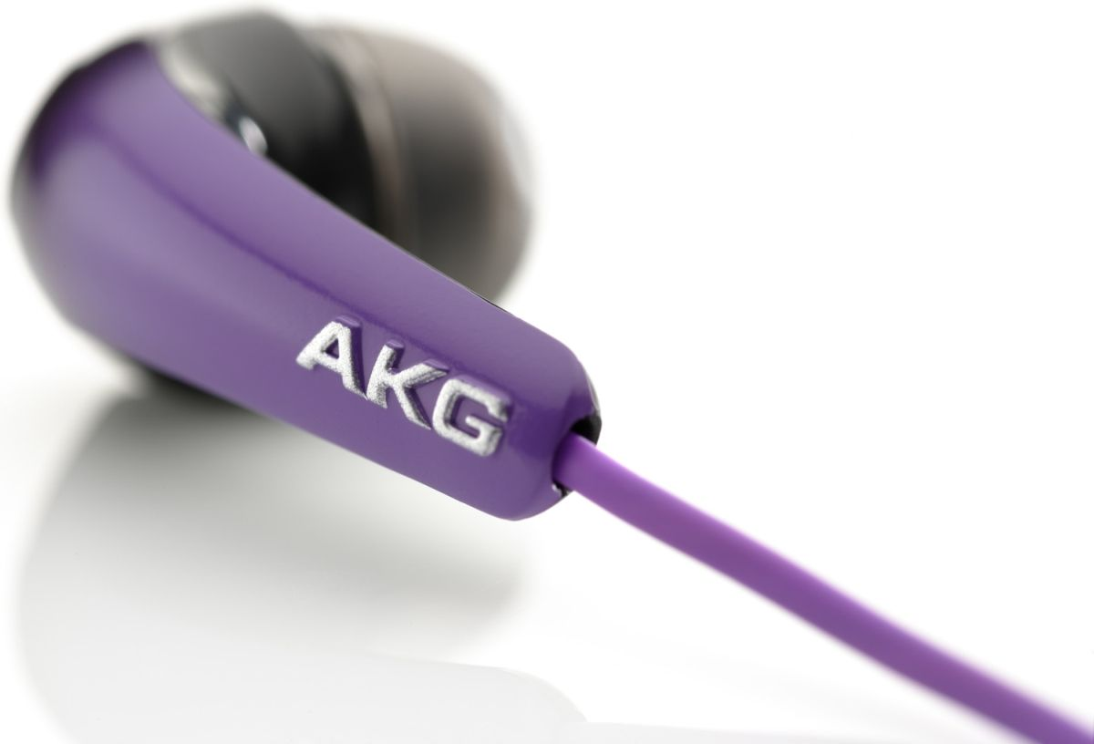 Слушалки AKG K328 - лилави - 2