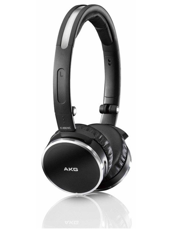 Слушалки AKG K490 - черни - 1