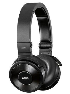 Слушалки AKG K618 - черни - 1