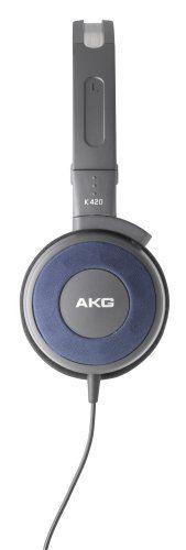 Слушалки AKG K420 - сиви - 2