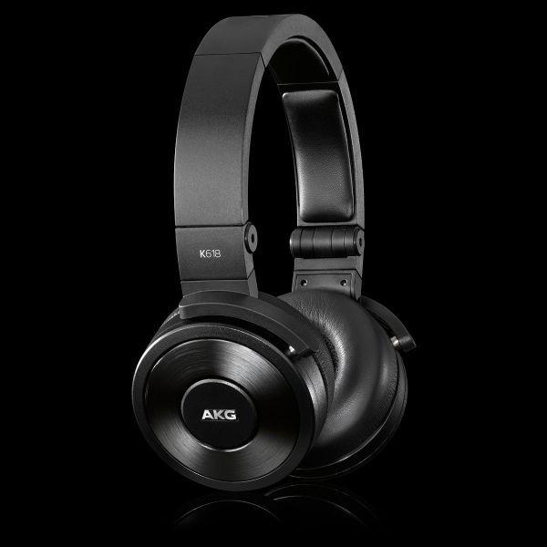 Слушалки AKG K618 - черни - 5