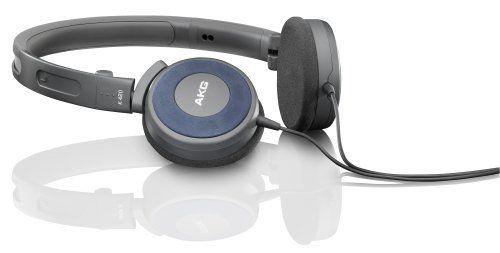 Слушалки AKG K420 - сиви - 4