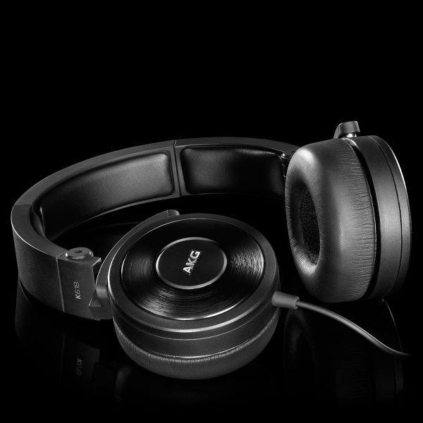 Слушалки AKG K618 - черни - 3