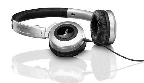 Слушалки AKG K430 - сребърни - 3
