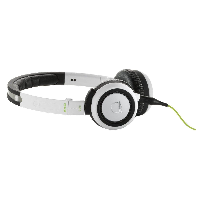 Слушалки AKG Q460 Mini - бели - 8