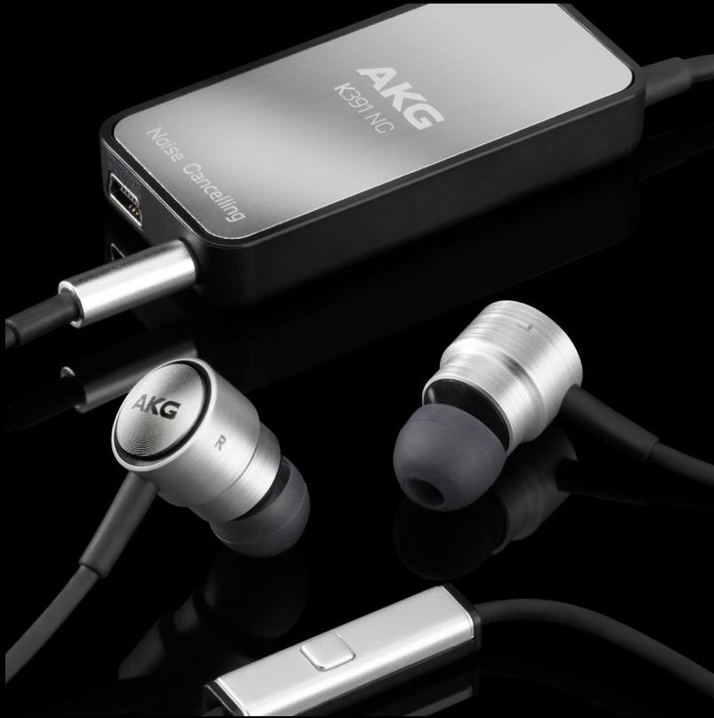 Слушалки AKG K391 - сиви - 2