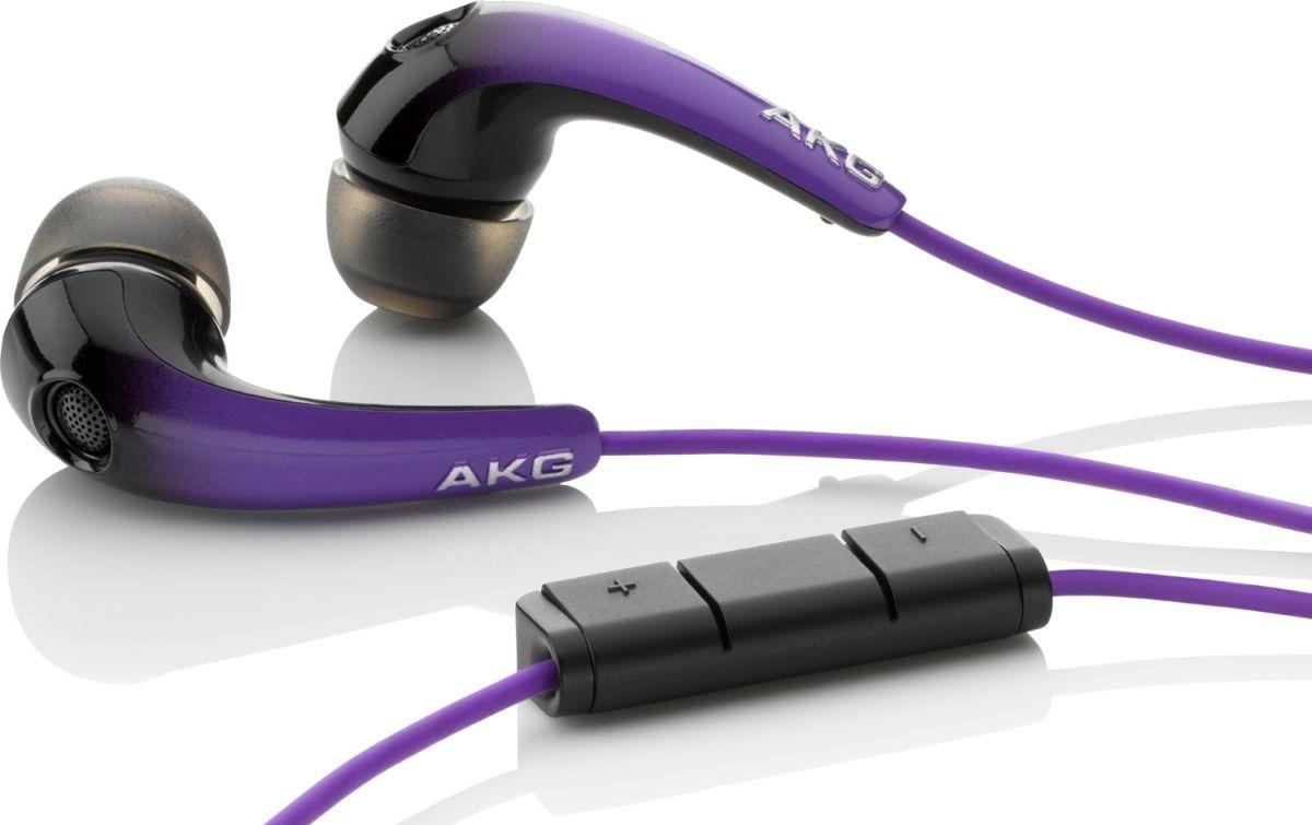 Слушалки AKG K328 - лилави - 1
