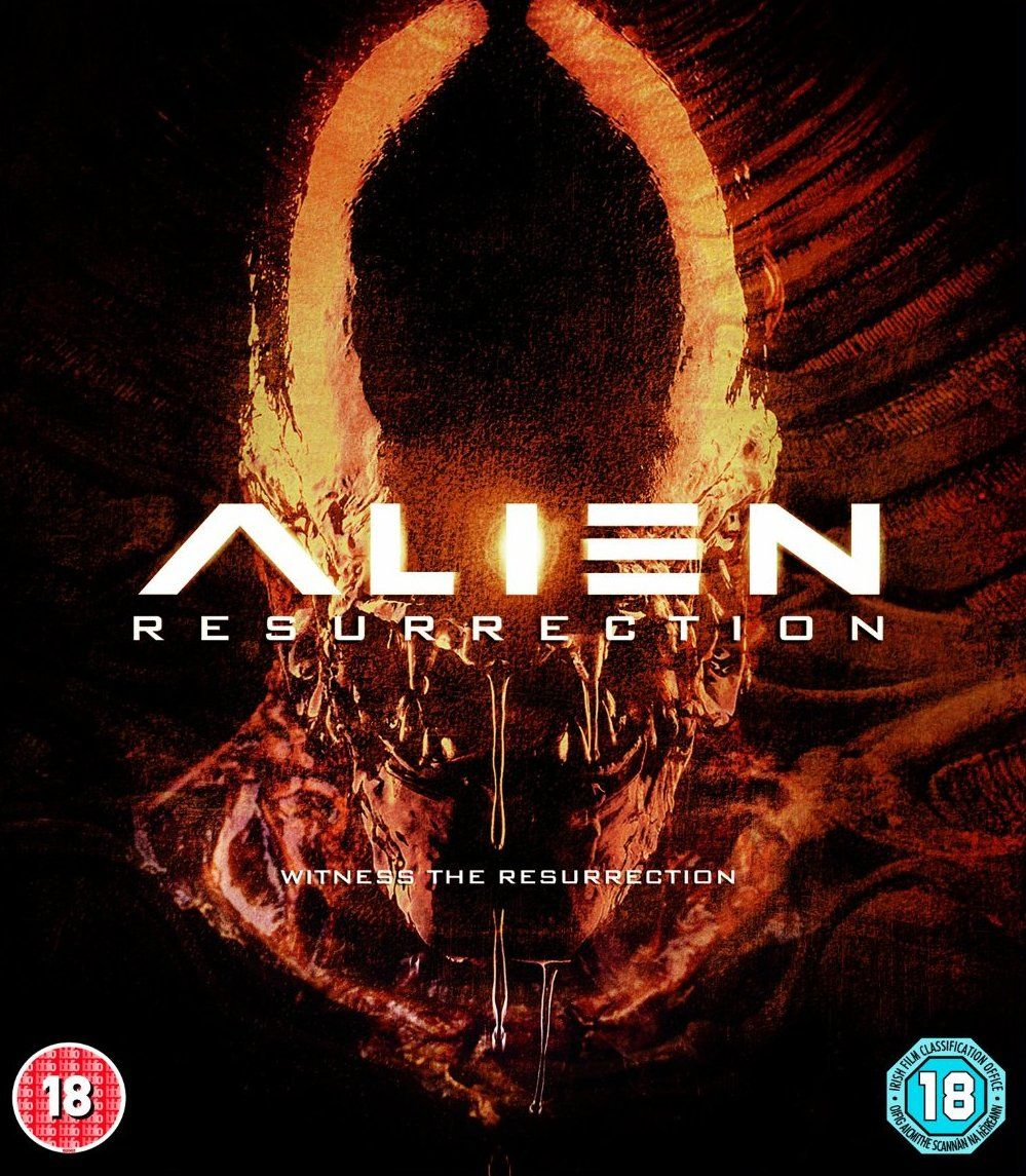 Alien Resurrection (Blu-ray) - 1