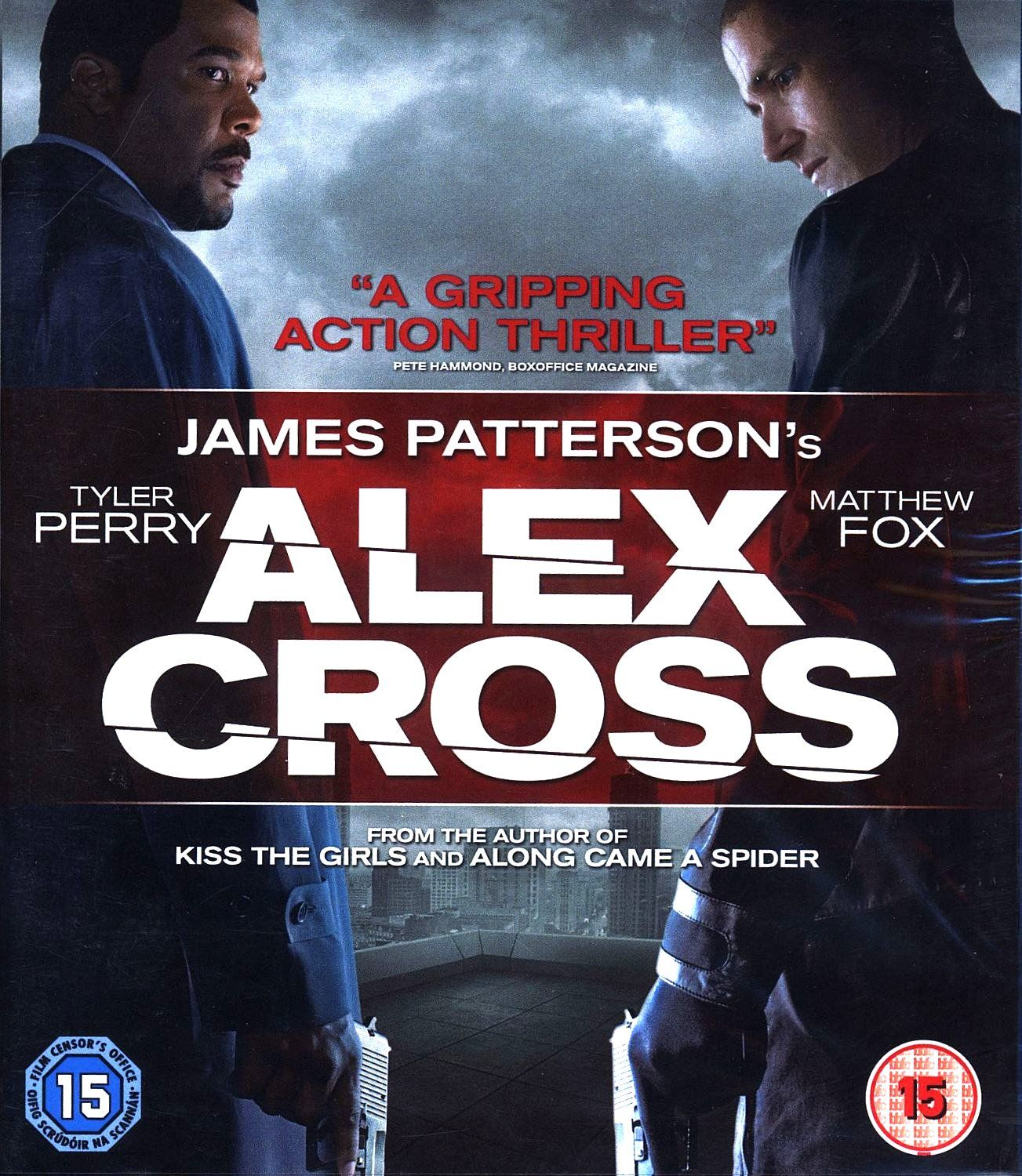 Alex Cross (Blu-Ray) - 1