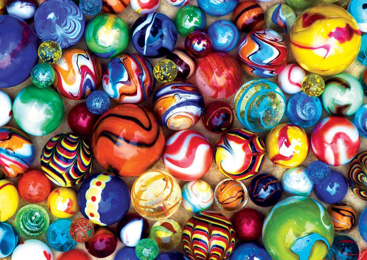 Пъзел Master Pieces от 1000 мини части - Всичките ми топчета - 1