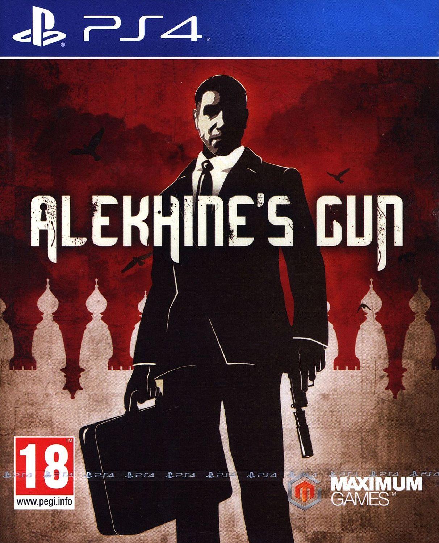 Alekhine's Gun (PS4) - 1