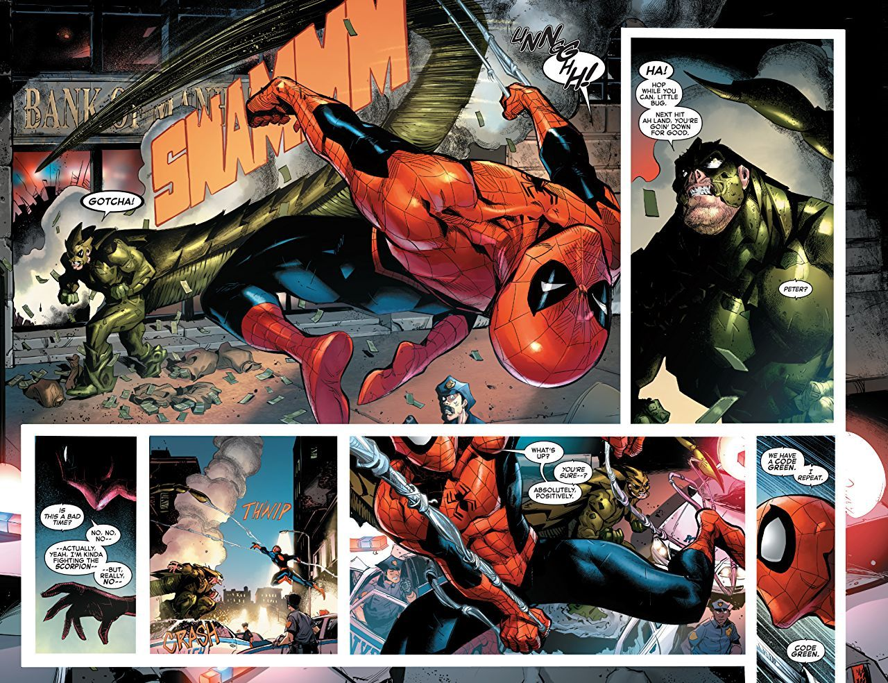 Amazing Spider-Man Renew Your Vows Vol. 1 Brawl in the Family - 3