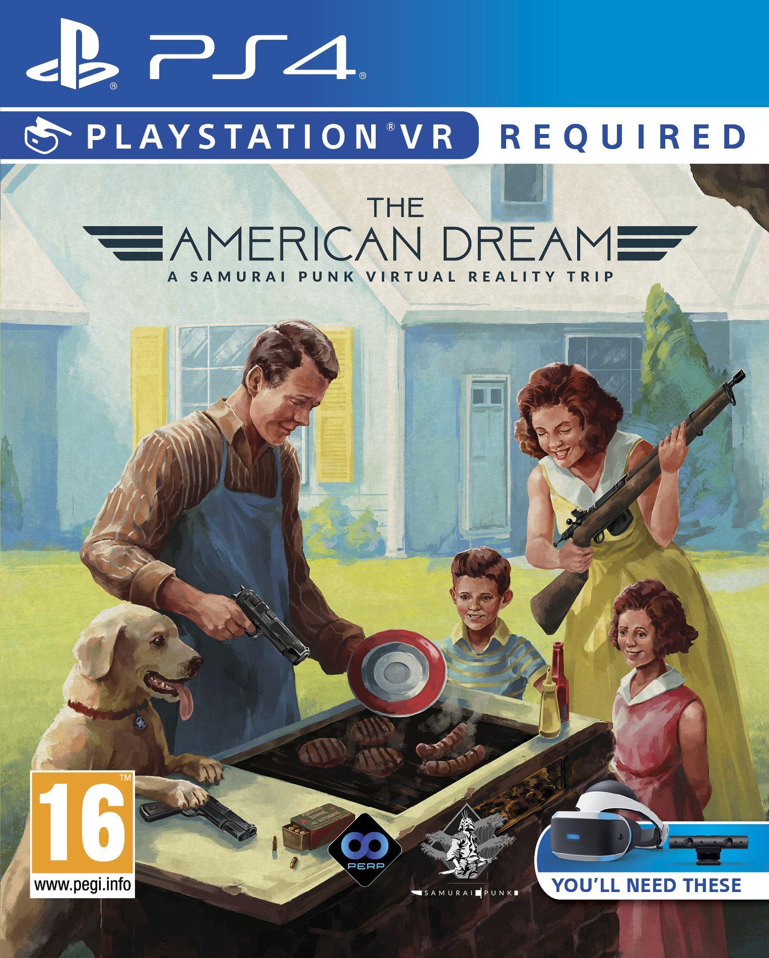 American Dream VR (PS4 VR) - 1