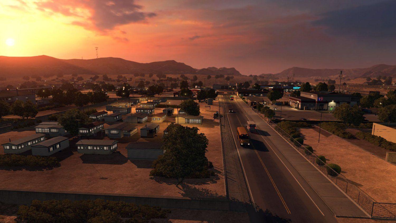 American Truck Simulator - California (PC) - 5