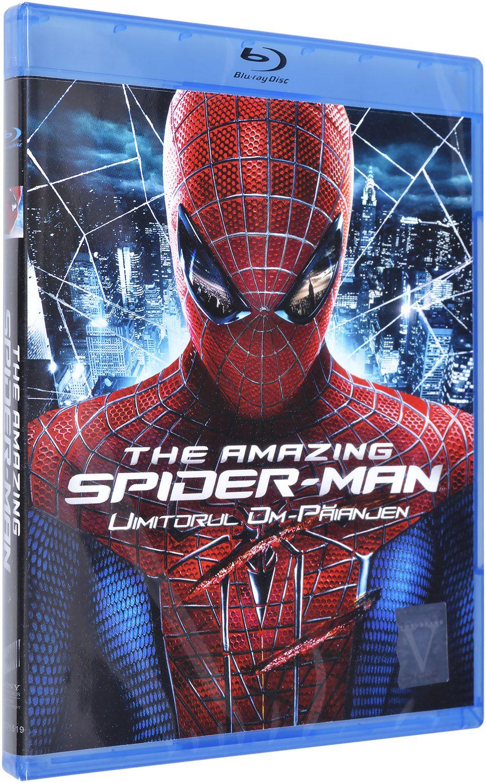 Невероятният Спайдър-мен 1 (Blu-Ray) - 3