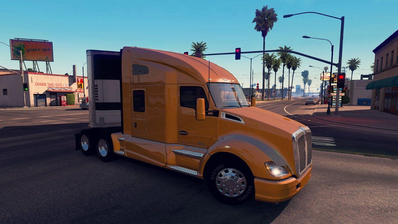 American Truck Simulator - California (PC) - 9