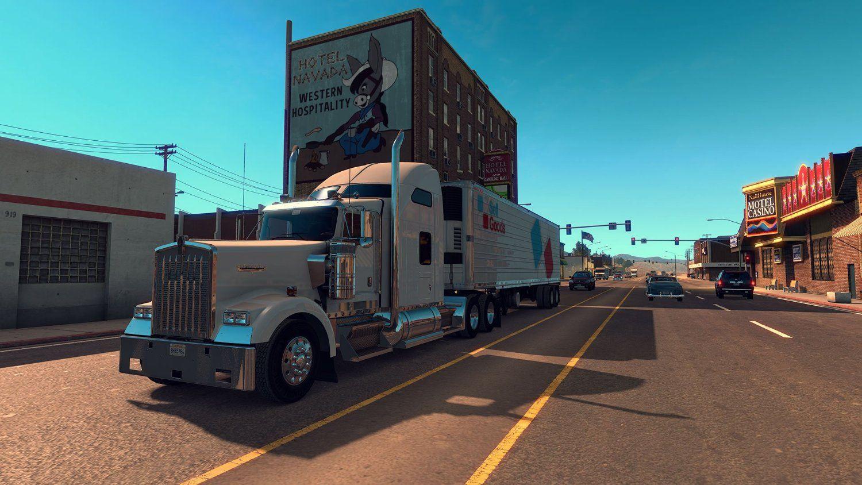 American Truck Simulator - California (PC) - 4