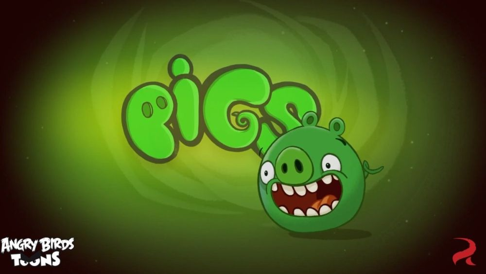 Angry Birds Toons: Анимационен сериал, сезон 1 - диск 2 (DVD) - 4