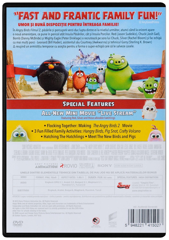 Angry Birds: Филмът 2 (DVD) - 2