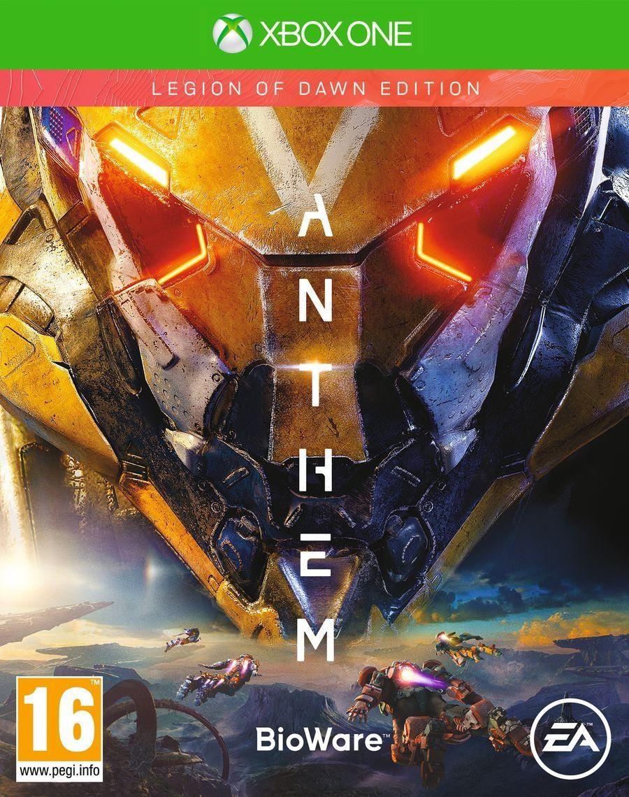 Anthem Legion of Dawn Edition (Xbox One) - 1
