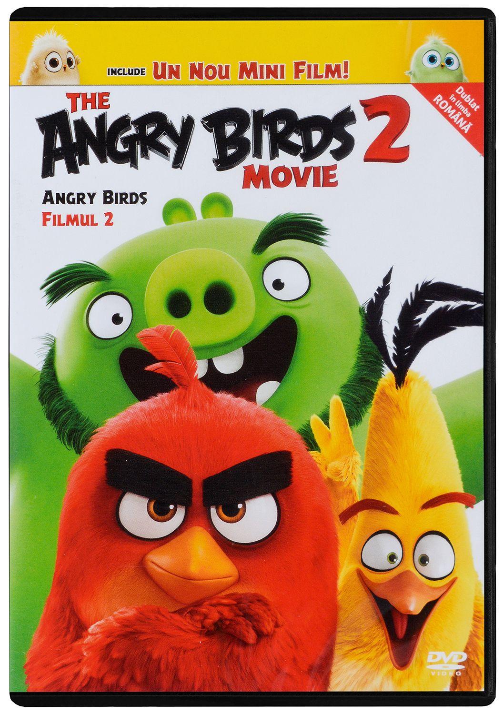 Angry Birds: Филмът 2 (DVD) - 1