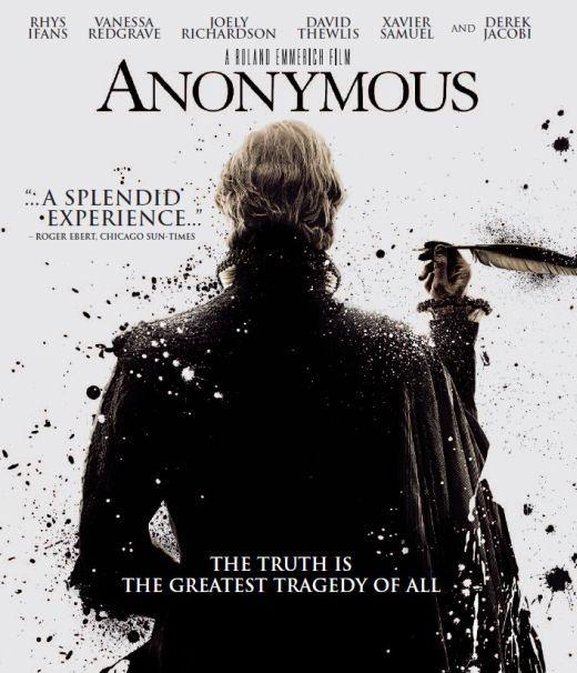 Анонимен (Blu-Ray) - 1