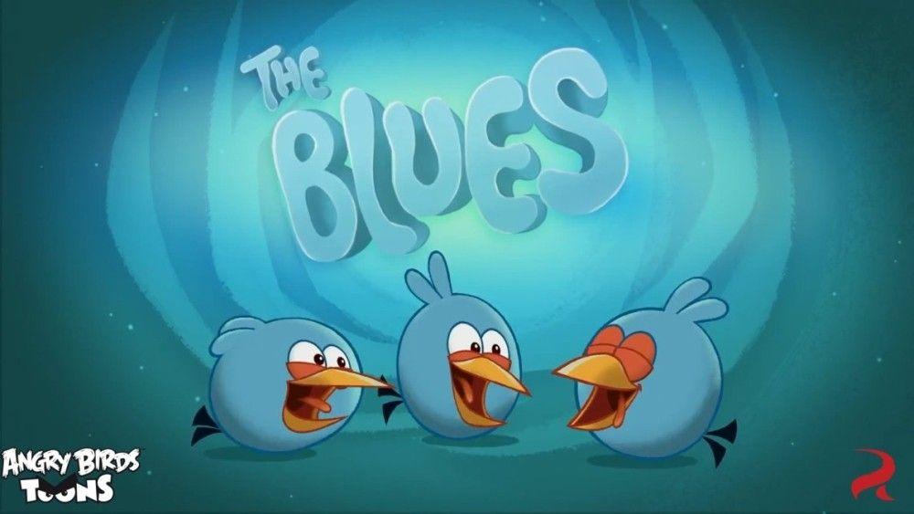 Angry Birds Toons: Анимационен сериал, сезон 1 - диск 2 (Blu-Ray) - 9