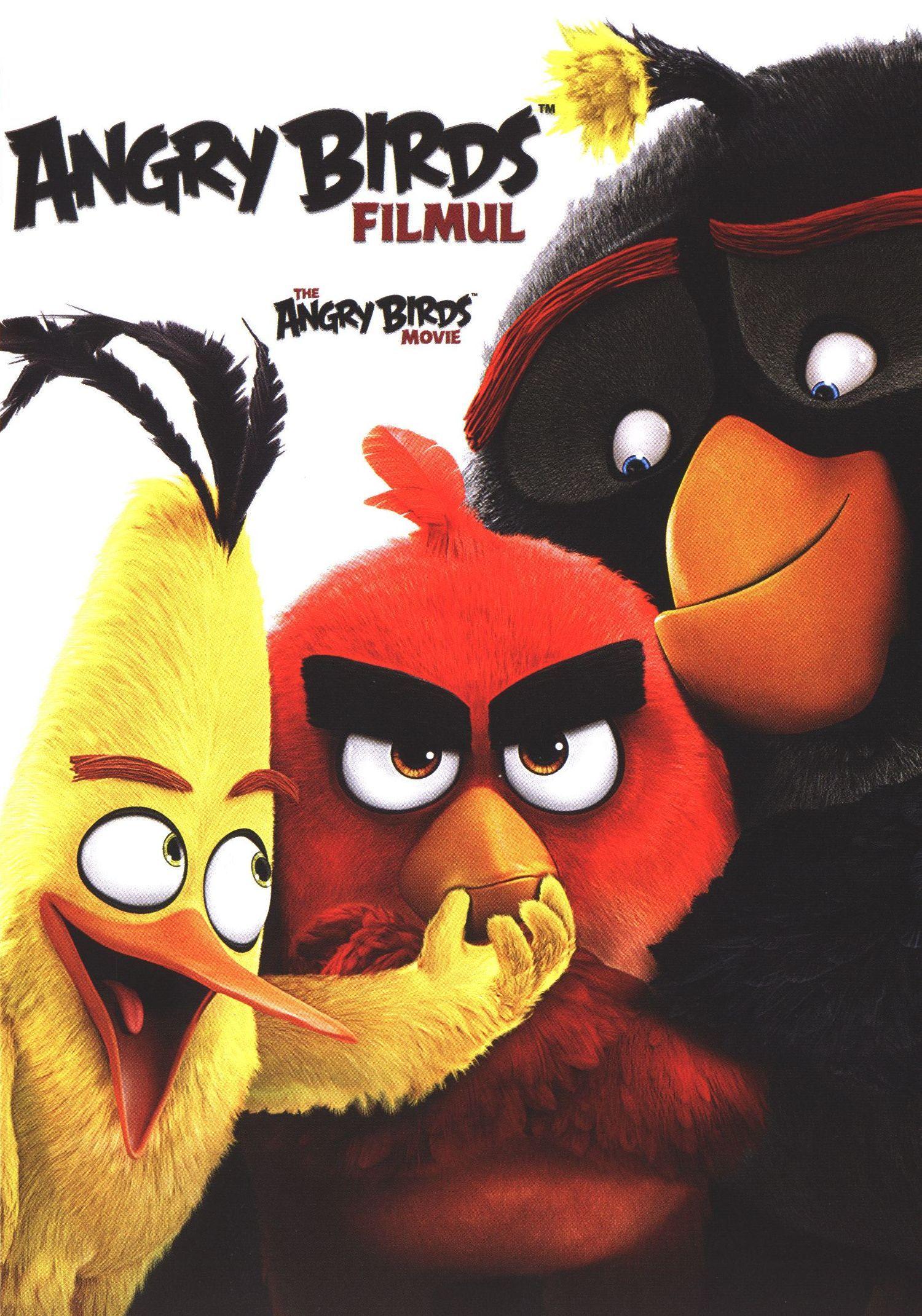 Angry Birds: Филмът (DVD) - 1